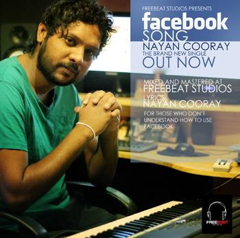 Facebook Song - Nayan Cooray